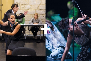 Double Bill #3 Compositional Performance + Choreographed Composition