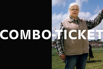 Combo-ticket: do 24 mei
